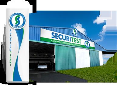 Centre de contrôle technique Fréjus Securitest Digani